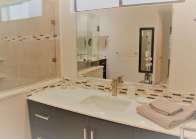 Houston Briar Forest, 3D Master Bath