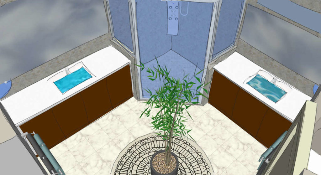 HOUSTON 10, Master Bathroom 3D (1)