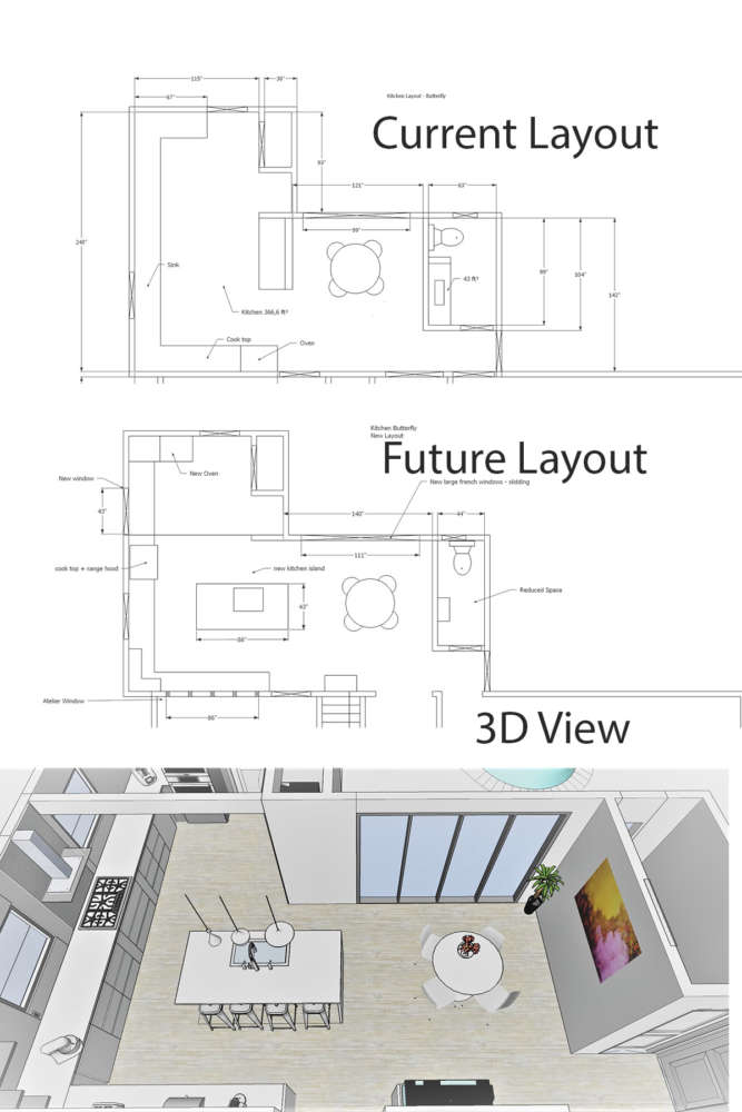 Searching for the ideal room layout – Remanence Interiors