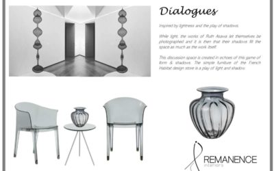 Dialogues between Art & Interior Design